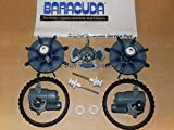 ZODIAC BARACUDA MX8 Complete Overhaul / Tune Up Kit OEM Pool Cleaner Parts NEW ..#from-by#_5starpoolsupply_168121348538472