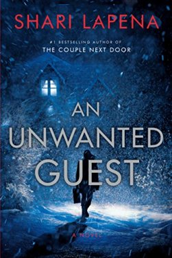 An Unwanted Guest by [Lapena, Shari] one of the best summer reads