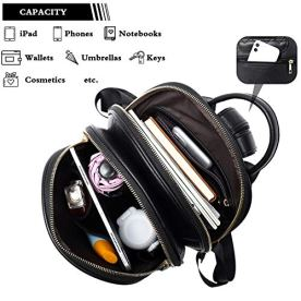 WESTBRONCO-Backpack-Purse-for-Women-Vegan-Leather-Fashion-Women-Backpack-Ladies-Travel-Zipper-Pocket-Shoulder-Bag