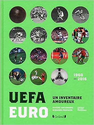 UEFA Euro 1960-2016