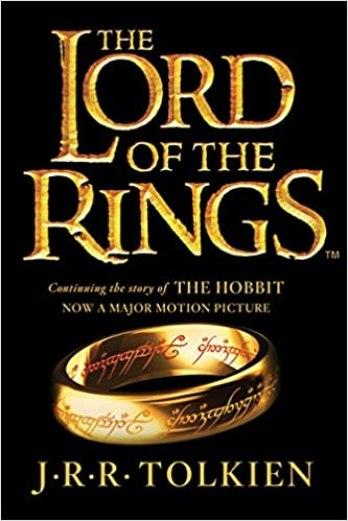 The Lord of the Rings: Tolkien, J.R.R.: 9780544003415: Amazon.com ...