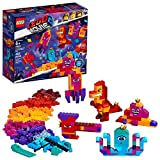 LEGO THE LEGO MOVIE 2 Queen Watevra's Build Whatever Box; 70825 Pretend Play Toy and Creative Building Kit for Girls and Boys (455 Pieces)