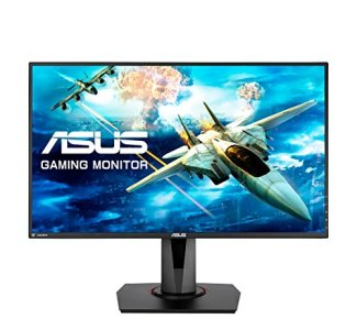 ASUS Full HD 1080p 144Hz 1ms DP HDMI DVI Eye Care Gaming LED-Lit Monitor 27' (VG278Q)
