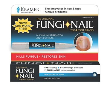 Best Nail Fungus Treatments Review - Buyers Guide