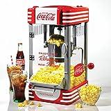 Nostalgia RKP630COKE Coca-Cola 2.5-Ounce Kettle Popcorn Maker