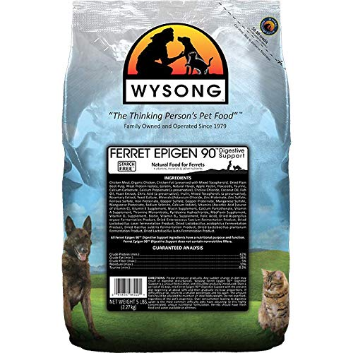 Wysong Ferret Epigen 90 Digestive Support review