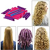 BOXO Professional Salon And Home Use Hair Curlers Rollers Hair Styling Tools For Women Hair Rollers For Medium Hairs 20 gm Pack Of 1