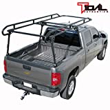 Contractor Pickup Truck Ladder Lumber Rack Loads up to 1500 lbs - Full Size