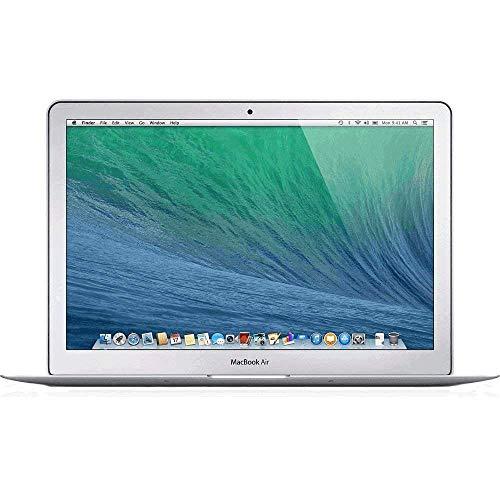 Apple MacBook Air 13.3-Inch Laptop MD760LL/B, 1.4 GHz Intel i5 Dual Core Processor (Renewed)