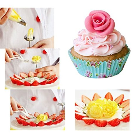 Set 34pz Decorazione Torte