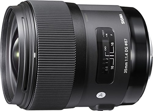 Sigma 35mm F1.4 ART DG HSM Lens