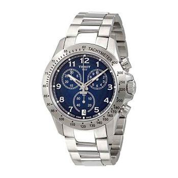 Tissot Watches Men's V8 Watch (Blue)