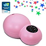 ZAQ Sky Aroma Essential Oil Kids Diffuser LiteMist Ultrasonic Aromatherapy Humidifier - 120 ml - Warm Night Light