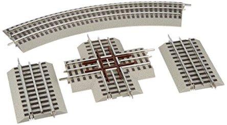 Lionel-FasTrack-Electric-O-Gauge-Figure-8-Track-Add-on-Pack