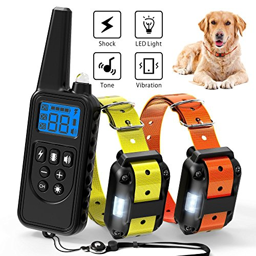 Ace Teah Dog Training Collar