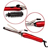 VENCY Professional Hair Curler For Women Hair Curlers Tong With Machine Stick and Hair Curler Machine Roller.