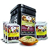 Wise Company Emergency Food Supply, Entree Variety, 25-Year Shelf Life, 60 Servings