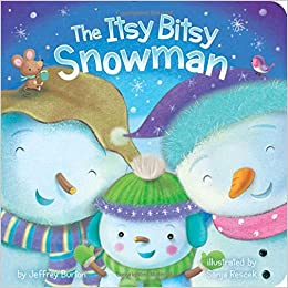 The Itsy Bitsy Snowman for toddlers