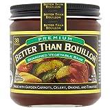 Better Than Bouillon Seasoned Vegetable Base, 8 Ounce