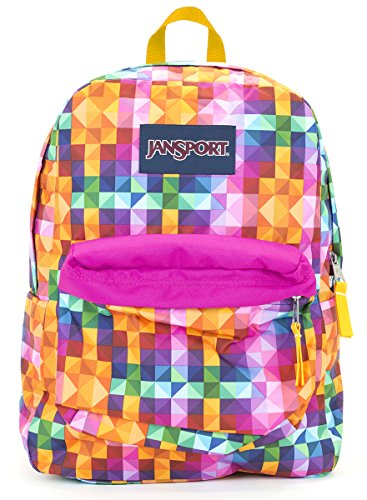 Jansport Superbreak Backpack (multi spectrum)