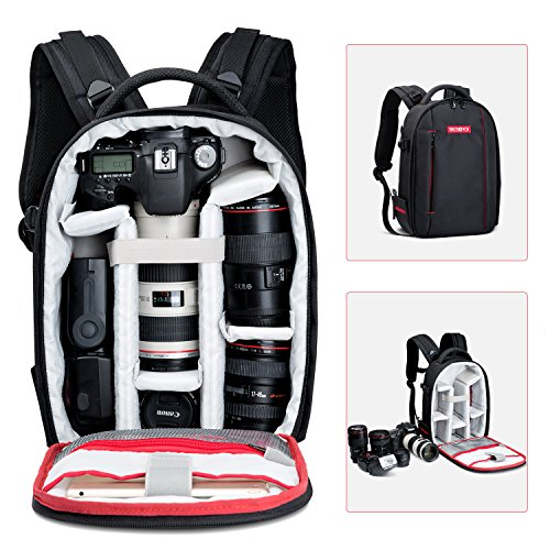 Beschoi Camera Bag Backpack