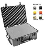 Product review for #1560 Pelican Case with Foam