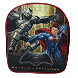 Batman Vs Superman Tmbmvsm001003 31 Cm/6 Litre Plain Value Children's Backpack