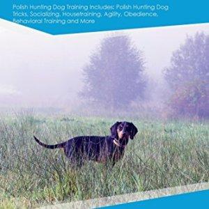 Polish Hunting Dog Training Guide Polish Hunting Dog Training Includes: Polish Hunting Dog Tricks, Socializing, Housetraining, Agility, Obedience, Behavioral Training and More 15