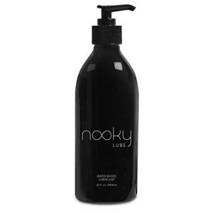 Nooky Water-Based Anal Lube