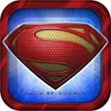 Superman Man of Steel Dinner Plates - 8 Count