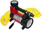 Q Industries 12 Volt Air Compressor, Portable Air Pump, Tire Inflator 150 PSI, Air Compressor by SuperFlow for Cars, Trucks, RVs, and Bikes