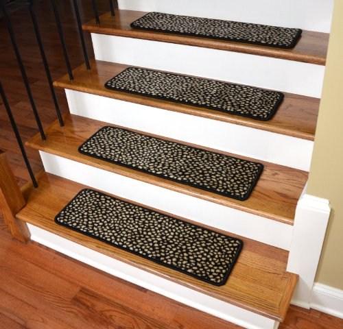 Dean Premium Carpet Stair Treads Black Buy Online In Aruba At | Dean Premium Carpet Stair Treads | Bullnose Carpet | Stair Runners | Nylon Carpet | Diy Carpet | Hardwood Stairs
