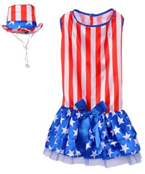 Rubies-Costume-4th-of-July-Collection-Pet-Costume-Patriotic-Pooch-Girl