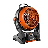Ridgid R860720B GEN5X 18-Volt Hybrid Cordless & Corded Fan (Battery and Charger Not Included)