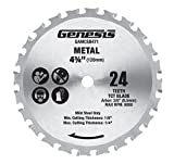 "Genesis GAMCSB471 4-3/4"" Metal Cutting Saw Blade"