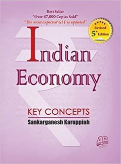 indian economy by concept