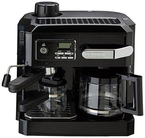 Delonghi Bco320t Combination Espresso And Drip Coffee