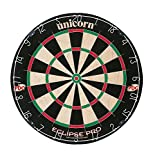Unicorn Eclipse Pro Dart Board with Ultra Slim...