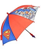 "Superman ""The City Below"" Umbrella - red, one size"