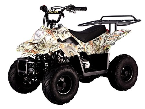 110cc Four Wheelers 6' Tires Atvs,   NEW TREE CAMO COLOR