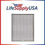 LifeSupplyUSA Replacement HEPA Filter Compatible with AIR Doctor Ultra HEPA Air Purifier