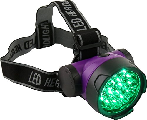 Apollo Horticulture 19 Watt LED High Intensity Green Light Headlamp