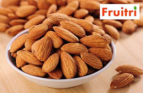 51G7z2aqWfL - Fruitri Premium California Almonds, 100% Natural Badam Giri (250gm)