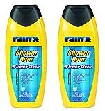 Rain-X 630035 Shower Door Cleaner jTSWCDf, 12 Fl Oz (2 Pack)