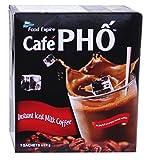 即溶越南牛奶冰咖啡 Cafe Pho Viet Milky Iced coffee instant coffee & Creamer drink mix - 9 Sachets / 7.62 oz (3 Packs)