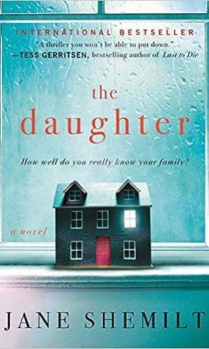 The Daughter - Jane Shemilt   Poppies and Jasmine