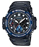 Casio G-Shock Master of G Smoke Dial Resin Quartz Men's Watch GN1000B-1A