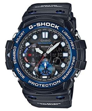 Casio G-Shock Master of G Gulfmaster Men's Watch (Black/Blue)
