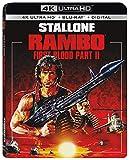 RAMBO: FIRST BLOOD PART II 4K Ultra HD + Blu-ray + Digital