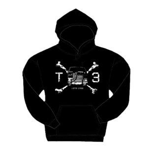 T3 X-Bones Hoodie